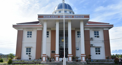 Gedung Kantor Mahkamah Syar'iyah Bireuen Kelas IB
