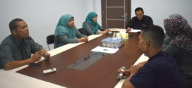Rapat Evaluasi Kinerja Tenaga Kontrak MS-Bireuen
