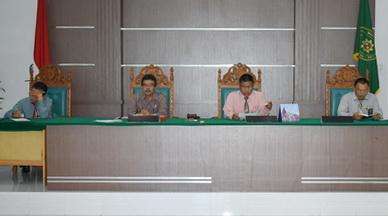 MS Bireuen Gelar Rapat Pembangunan Zona Integritas | (23/1)