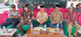 Ketua MS Bireuen Hadiri Pelaksanaan Eksekusi Cambuk