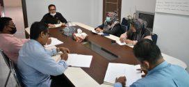 Rapat Koordinasi Kepaniteraan Bulan Juni